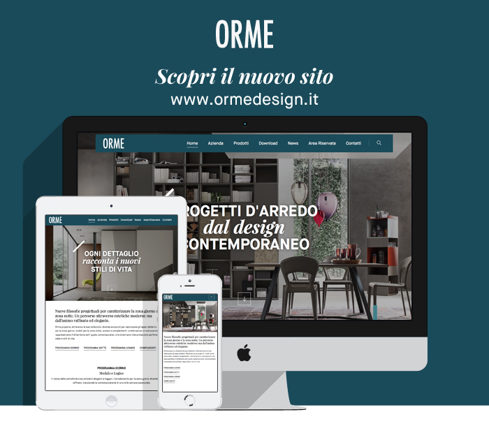 Orme: the new website online!