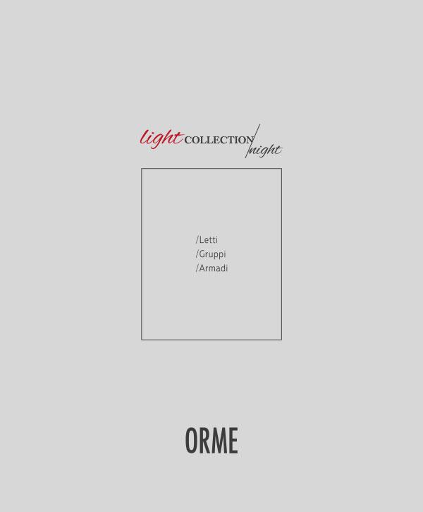 Коллекция light спален