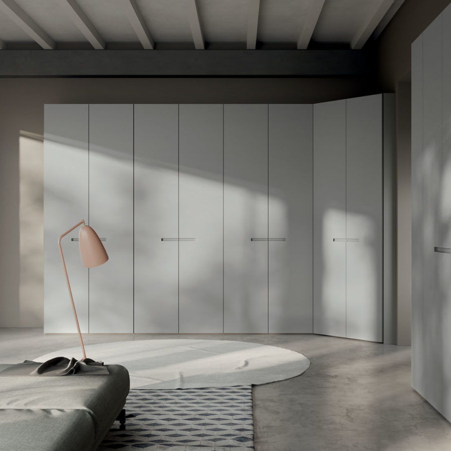 Primia hinged door Orme