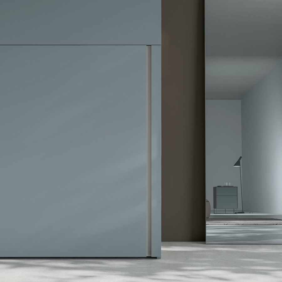 Virgo sliding door Orme